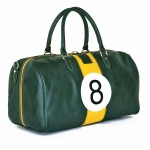 Luxury Leather Lotus Clark 8 Weeekend Leather Holdall