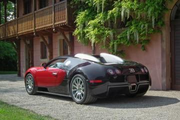 Bugatti Veyron 16.4 zu sehen auf den 6. Schloss Bensberg Classics