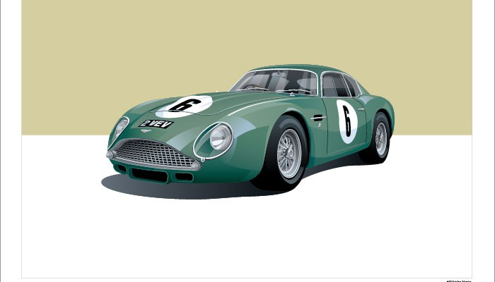 AstonMartinPoster